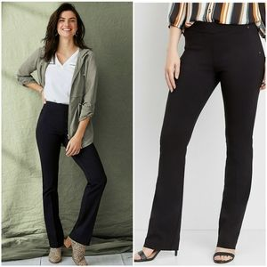 Maurices Pull on Bootcut Pant